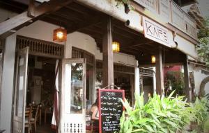 Kafe in Ubud, Bali
