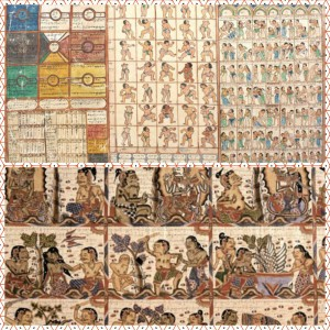 Traditional Balinese Calendar